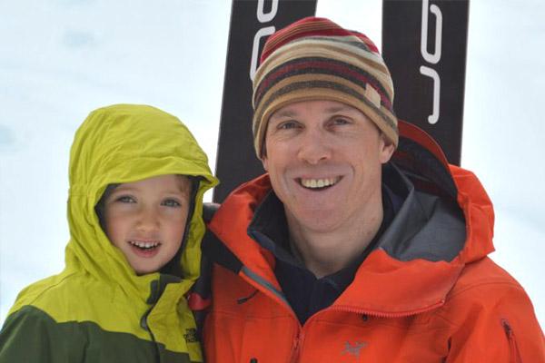 Dan Morton - Ski Guide