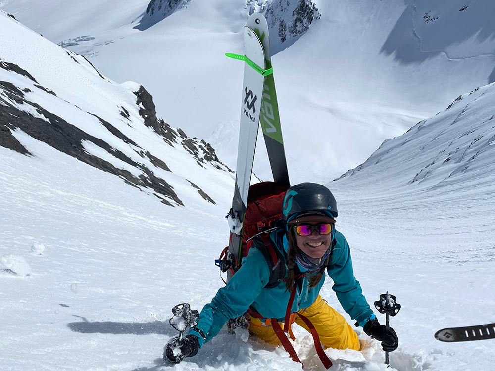 Backcountry Ski Guide